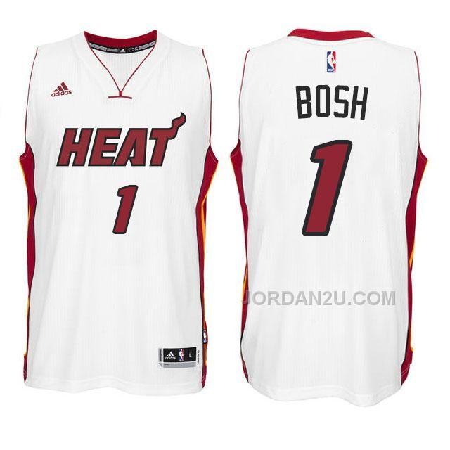 http://www.jordan2u.com/miami-heat-1-chris-bosh-new-swingman-home-white-jersey.html Only$89.00 MIAMI HEAT #1 CHRIS BOSH NEW SWINGMAN HOME WHITE JERSEY Free Shipping!