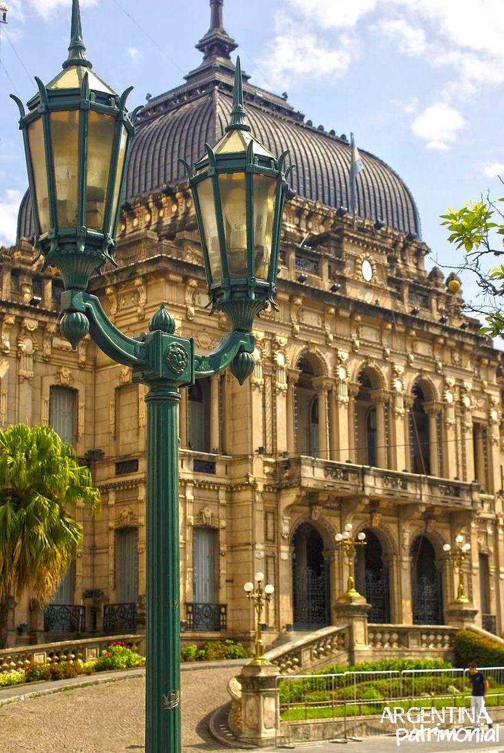 Casa de Gobierno de Tucuman. Argentina