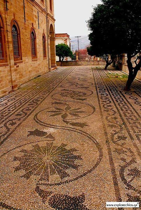 Hermoso mosaico!