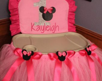 minnie mouse high chair - Google Search