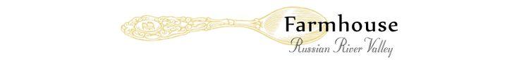 Farmhouse Inn Russian River Valley Sonoma, Ca - Michelin Starred Restaurant