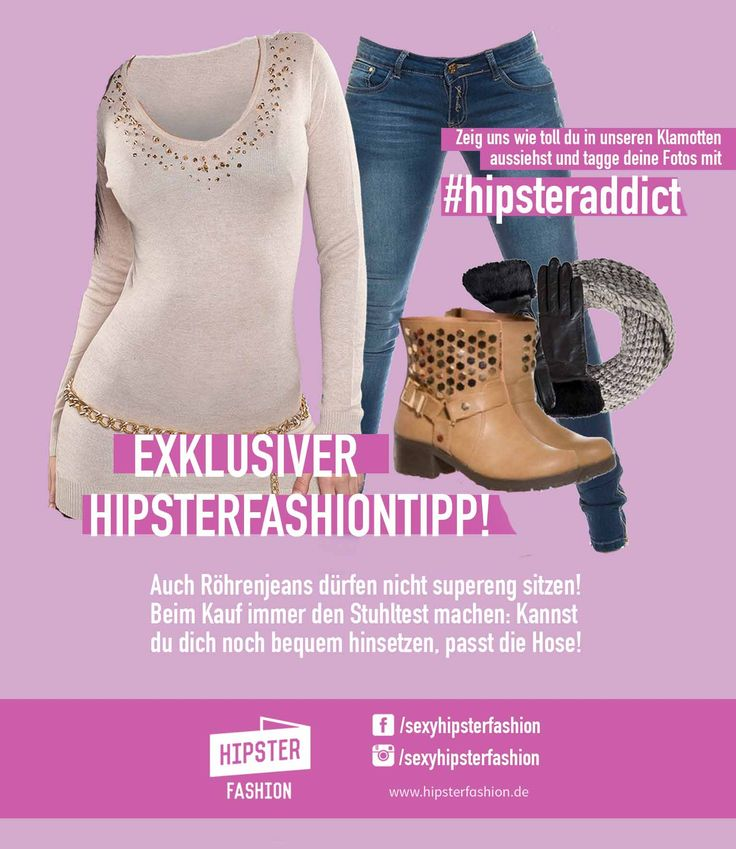 www.hipsterfashion.de! Check it out!