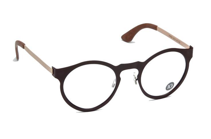 Coll. IO - alt e bass IVM0958 CAL.50 C04 @lioocchiali  #handmadeinveneto #eyewear #brown #ioethicalitalianeyewear #fashion