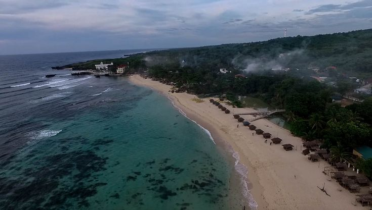 Patar Beach in Bolinao, Pangasinan, Philippines.