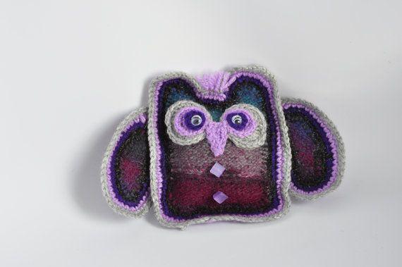 Игрушки вязаные игрушки вязаные Совы чучело совы ручной работы с Monpasier