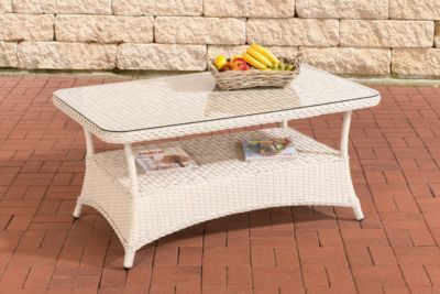 Clp Design Outdoor Lounge Tisch Pandora Hohe 60 Cm Glas