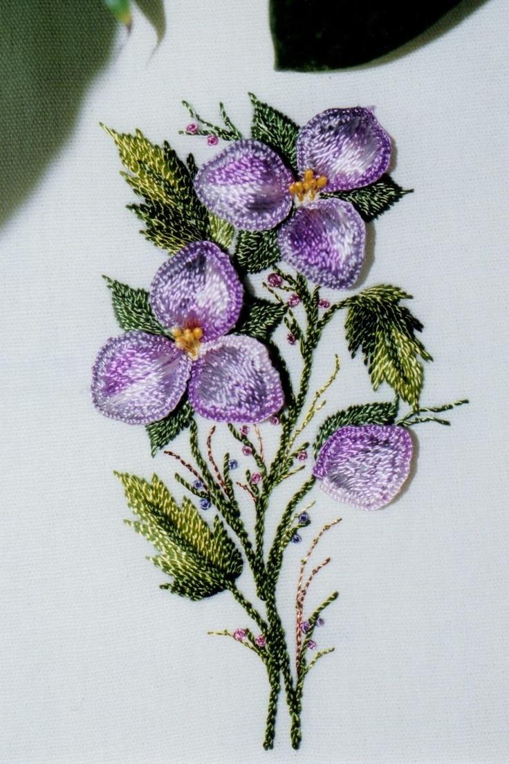 Images about needlework stumpwork on pinterest