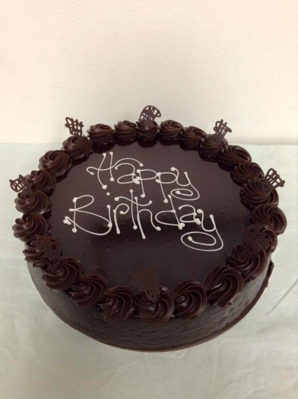 Filigree and Piping - The Chocolate Cake Company