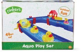 Tinkers 46-Piece Aqua Play Set