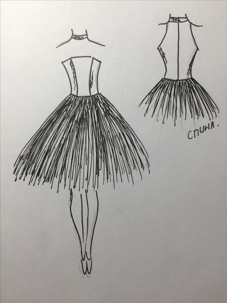 Платье балерины которая в прыжке ощущает невесомость