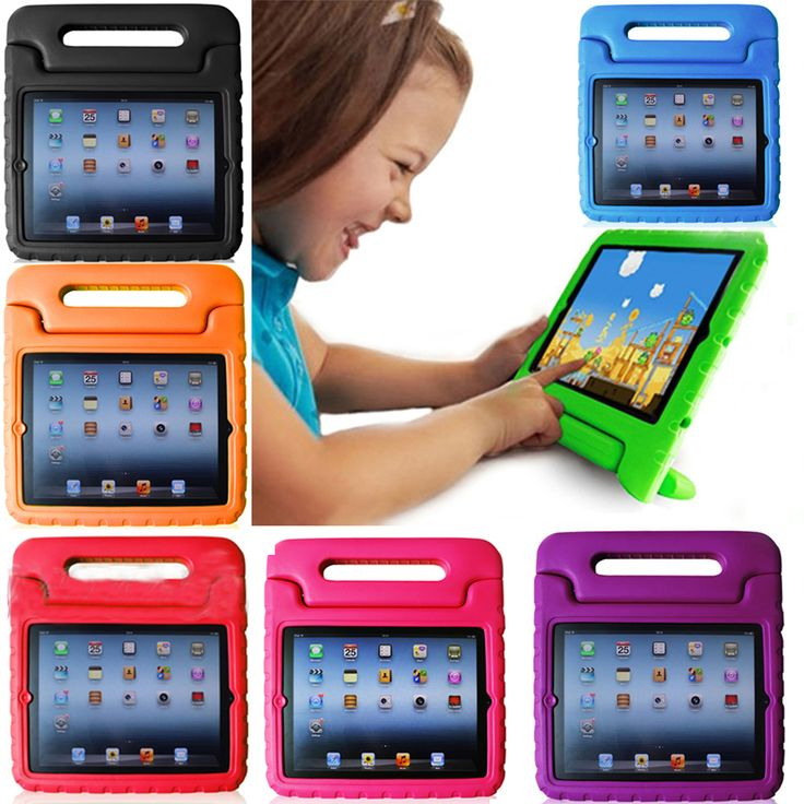 Foam Shell Case for iPad Air 1 or 2