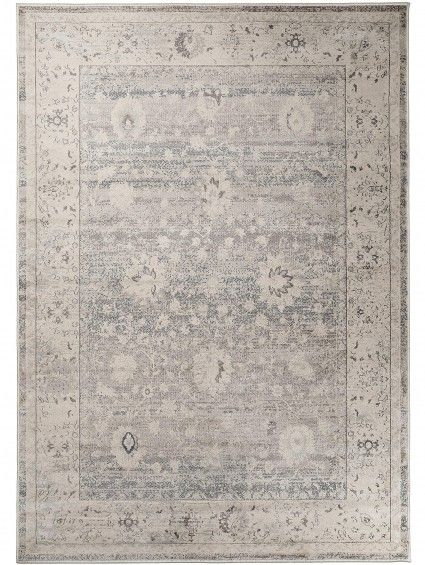 Teppich Vintage Velvet Taupe 160x230 cm