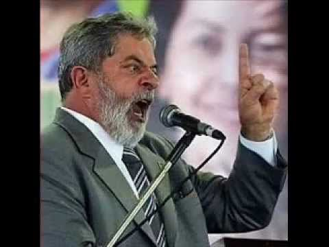 Vídeo que circula em Portugal sobre o ex-presidente Lula a covardia na flôr da pele