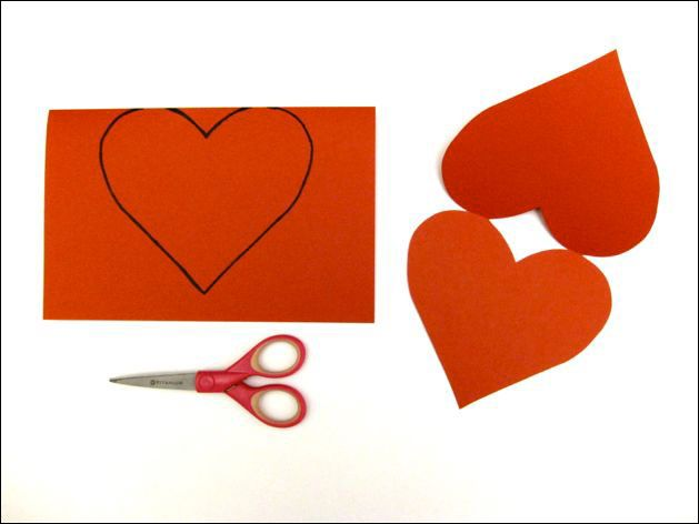 valentine card craft kits