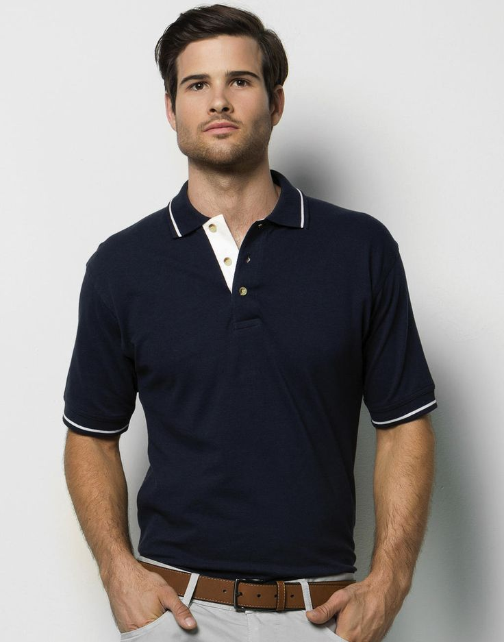 Kustom Kit Contrast Tipped Piqué Poloshirt online kaufen. Mode für Herren bei MPS MarkenPreisSturz.de Wir #bedrucken und #besticken auf Wunsch günstig Ihre Bekleidung. #poloshirts #summerstyle #fashion