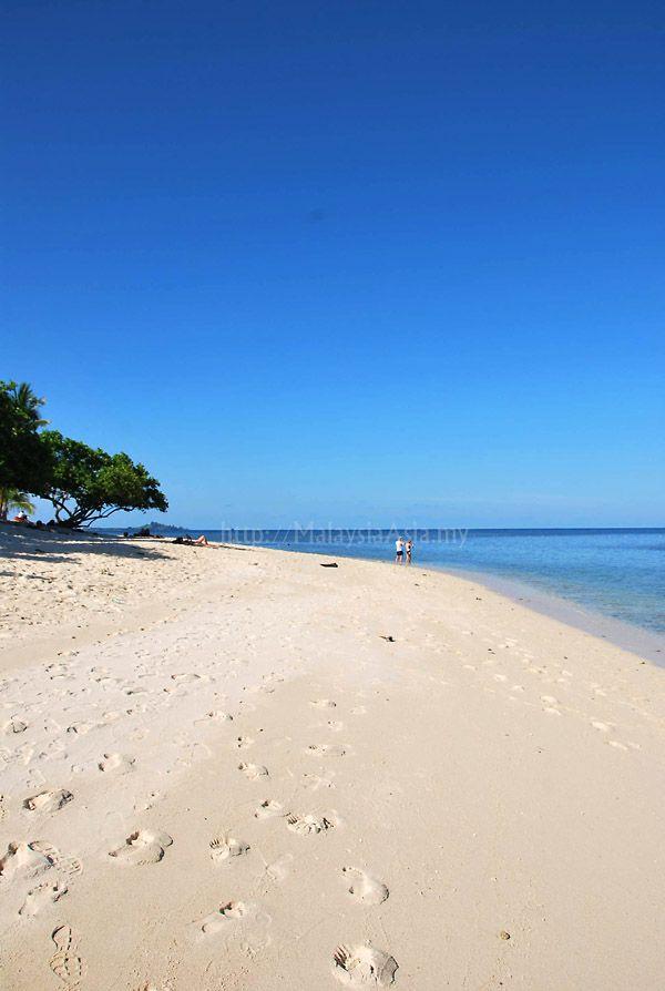 Selingan Island (Turtle Island) off Sandakan in Sabah Borneo, Malaysia.