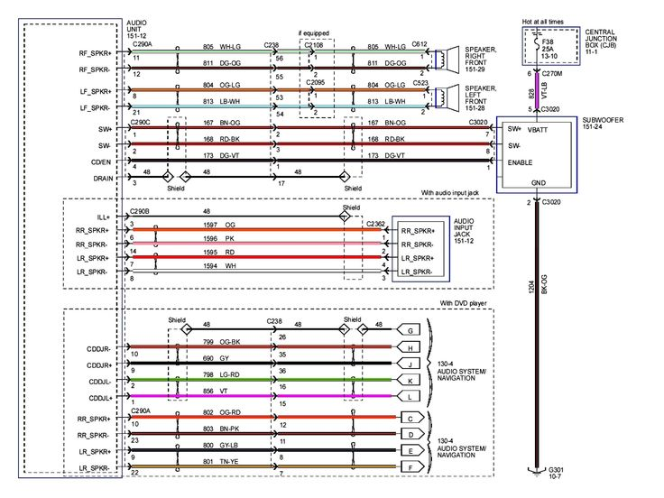 New 2004 Dodge Ram 1500 Infinity Wiring Diagram  Diagram  Diagramsample  Diagramtemplate  Wiri
