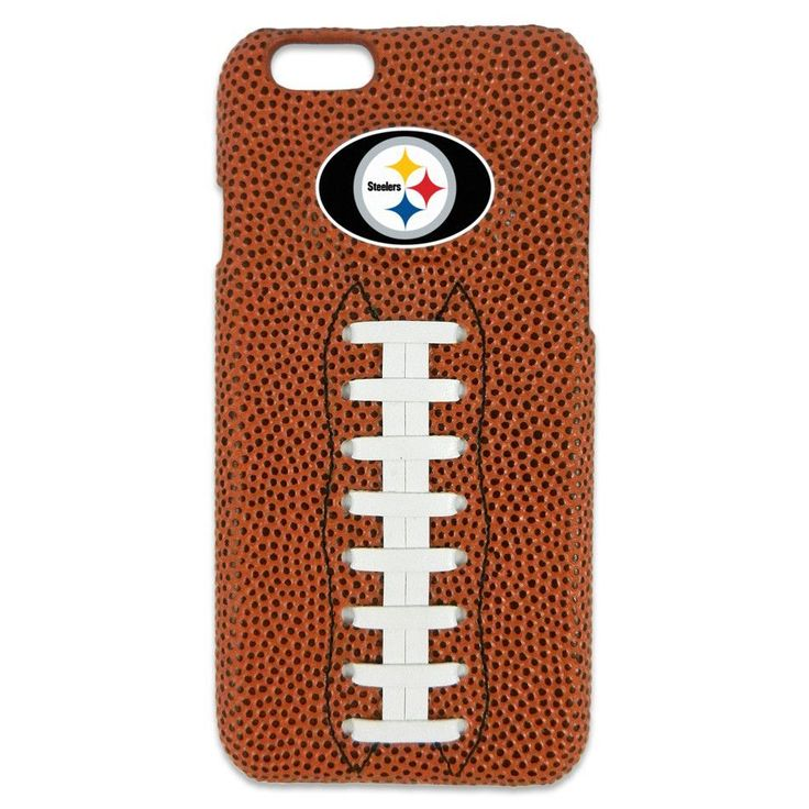 Cell Phone Cases - Cell Phone Cases - Pittsburgh Steelers iPhone 6 Football Cell Phone Case - Welcome to the Cell Phone Cases Store, where youll find great prices on a wide range of different cases for your cell phone (IPhone - Samsung) - Welcome to the Cell Phone Cases Store, where you'll find great prices on a wide range of different cases for your cell phone (IPhone - Samsung)