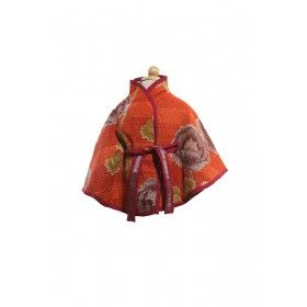 Cape Cotton Small Orange