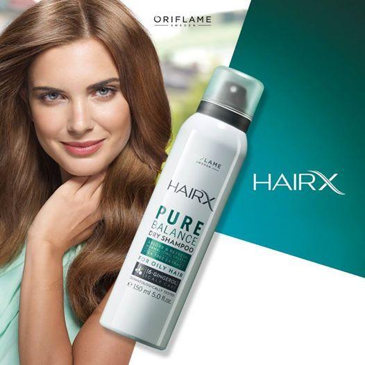 Para algunas de nosotras, lavarse el pelo es un ritual que toma mucho tiempo. ¿Cómo lo haces si te quedaste dormida en la mañana? ¡No te estreses más! El nuevo shampoo en seco limpia tu cabello en segundos sin una gota de agua. ¡Definitivamente, un MUST! #Shampoo #ShampooEnSeco #HairX #OriflameMX