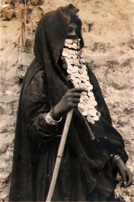 Egyptian Woman, 1939