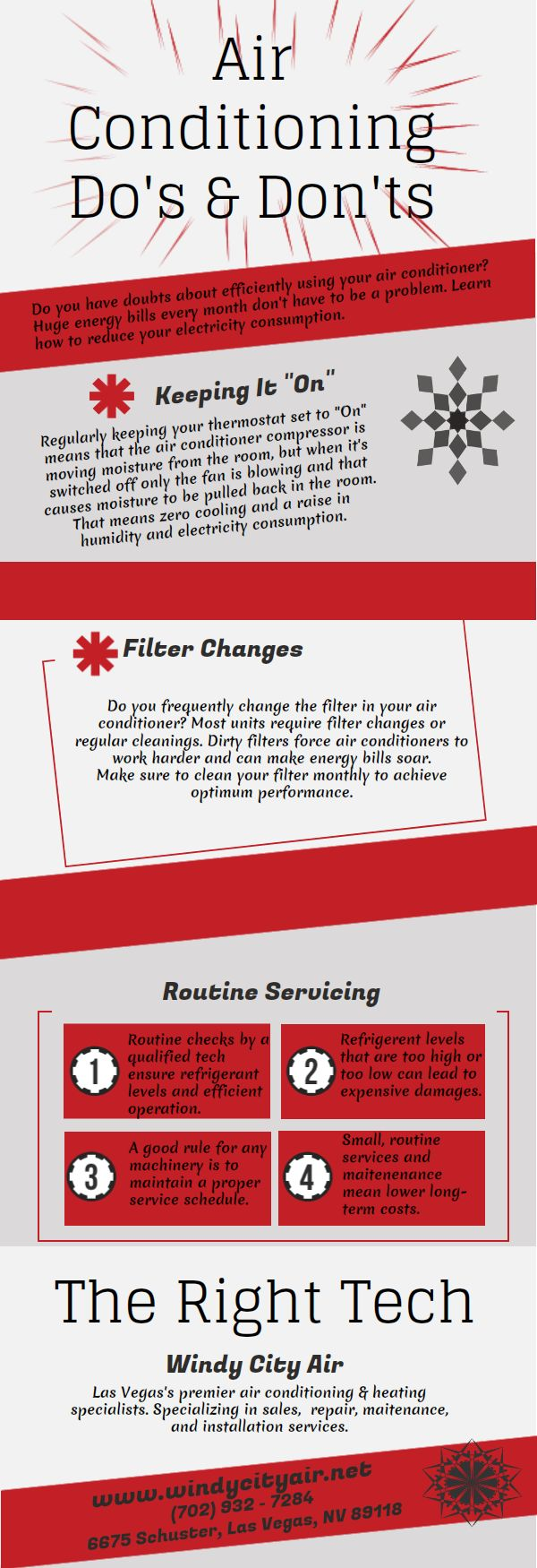 Awesome tips for heating and air Las Vegas!