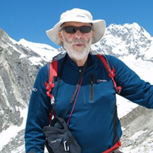 Chris, the mountaineer, writer, photographer and lecturer, started climbing at the age of 16 in 1951.  It has been his passion ever since. He made the first British ascent of the North Wall of the Eiger and led the expedition that made the first ascent of The South Face of Annapurna, the biggest and most difficult climb in the Himalaya at the time.  www.berghaus.com/athletes-chris-bonington.html