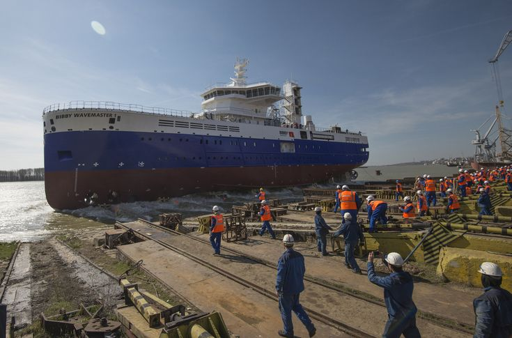 Atlas to Supply Entire Bibby WaveMaster 1 Crew   Offshore Wind