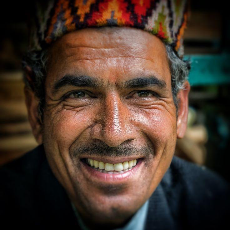 Man from Kullu valley