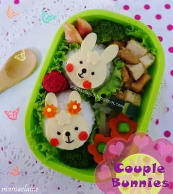 Bunnies for Lunch for your Little ones