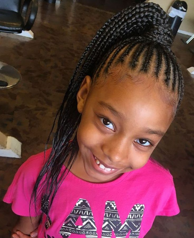 Best 14 African American Toddler Ponytail Hairstyles ...