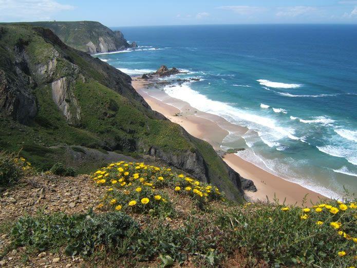 Algarve - Praia Castelejo