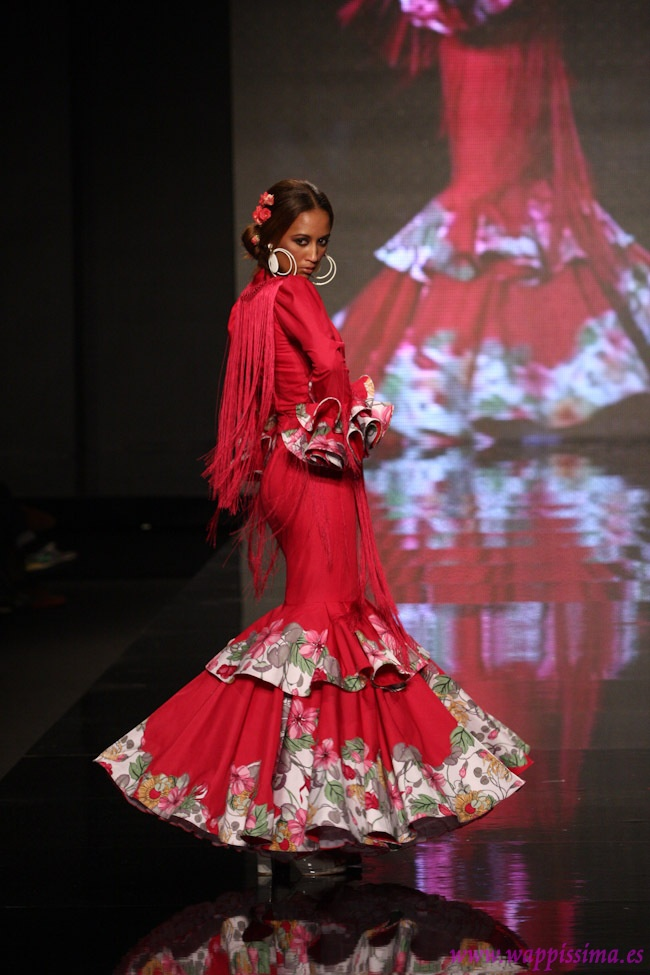Flamenco Fashion by Lina, 2013