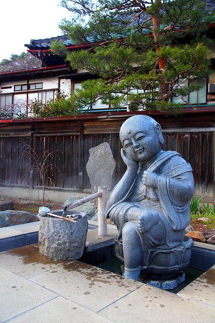 Yudanaka onsen, Nagano, Japan