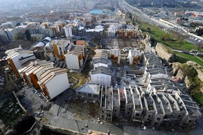 İstanbul'un bu fotoğraftaki binaların benzerleriyle ve bu anlayisla doldurulacak olmasından urktum dogrusu!!! yazik ve gunah!!!