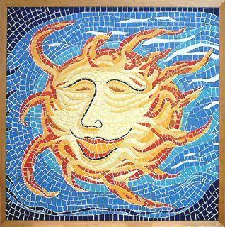 17 best images about sun art arte del sol on pinterest mosaics sun and tarot. Black Bedroom Furniture Sets. Home Design Ideas
