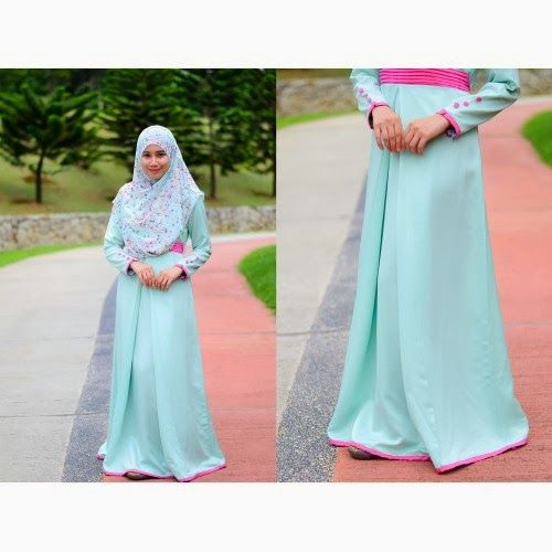 Hijab & princess dress