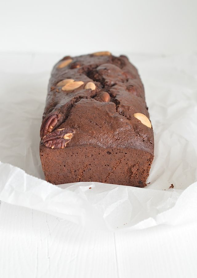 chocolade bananabread