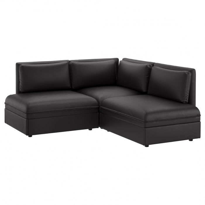 25 Best Ideas About Leather Sofa Bed Ikea On Pinterest