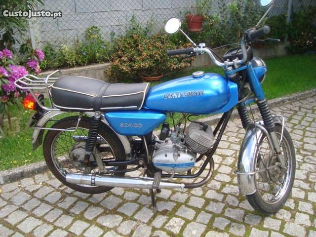 Casal Confersil 504S - à venda - Motos & Scooters, Coimbra - CustoJusto.pt