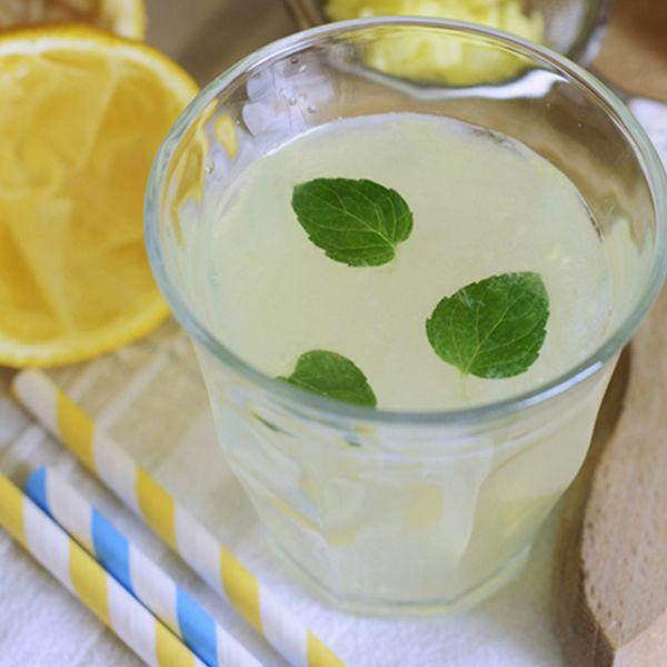 Sunrise Lemon Ginger Detox Drink Recipe