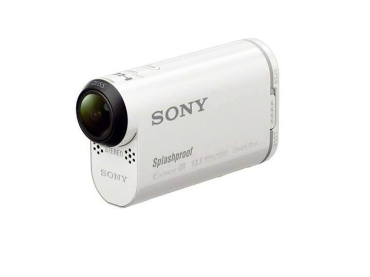 Action Cam HDR-AS100V - Nowość ogłoszona na CES 2014!  Więcej informacji: http://campaign.odw.sony-europe.com/wm/cam/action_cam_as100_pl_pl.html