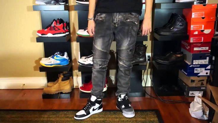Balmain jeans unboxing reviews | Balmain Jean - ask allen what size do i...