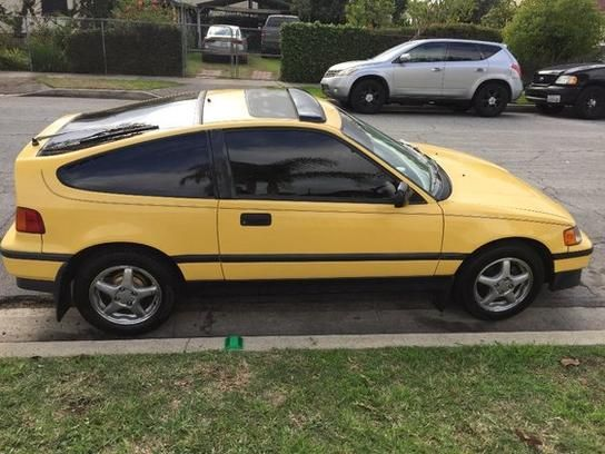 127 best images about the honda crx on pinterest cars search and cars for sale. Black Bedroom Furniture Sets. Home Design Ideas