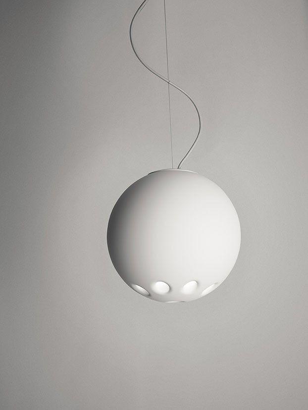 Blux - Round White