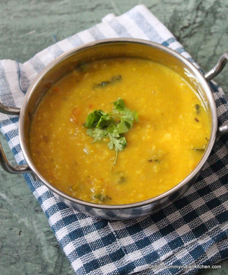 Masoor dal or masur ki dal is a traditional hyderabadi method of making aromatic dal recipe with split red lentils often eaten with roti or parathas or rice
