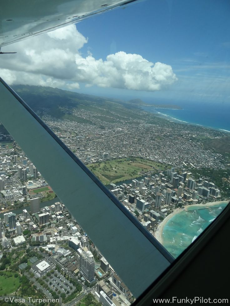 #Flying a Cessna Caravan in #Hawaii