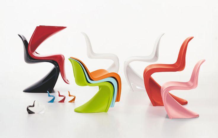 Panton Chair. Verner Panton, 1967-1968