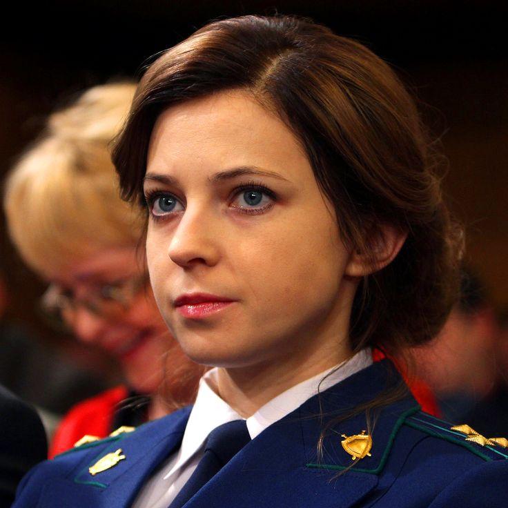 Natalia Poklonskaya, Prosecutor of the Autonomous Republic of Crimea
