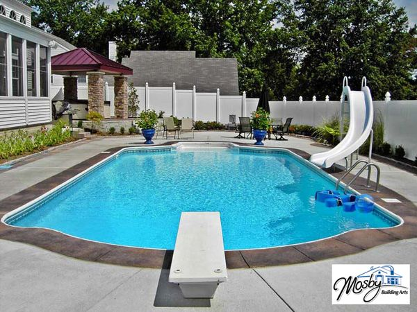 37 Best Images About Pool Shape Ideas On Pinterest